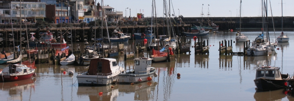 Bridlington fishing port - Bridlington